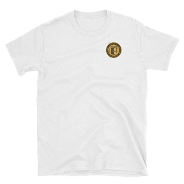 HTML Coin Small Unisex T-Shirt-Crypto Daddy