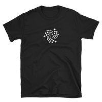 IOTA Large Logo T-Shirt-Crypto Daddy