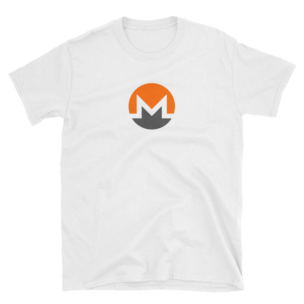 Monero Altcoin Large Logo T-Shirt-Crypto Daddy