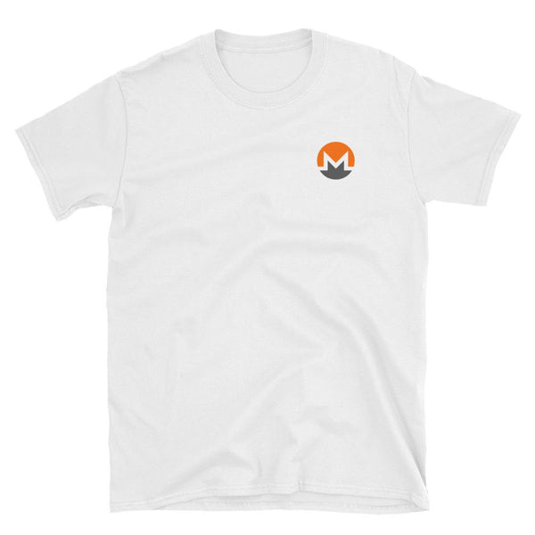 Monero Altcoin Small Logo T-Shirt-Crypto Daddy