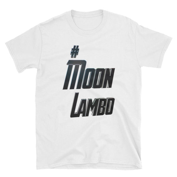#MoonLambo T-Shirt-Crypto Daddy
