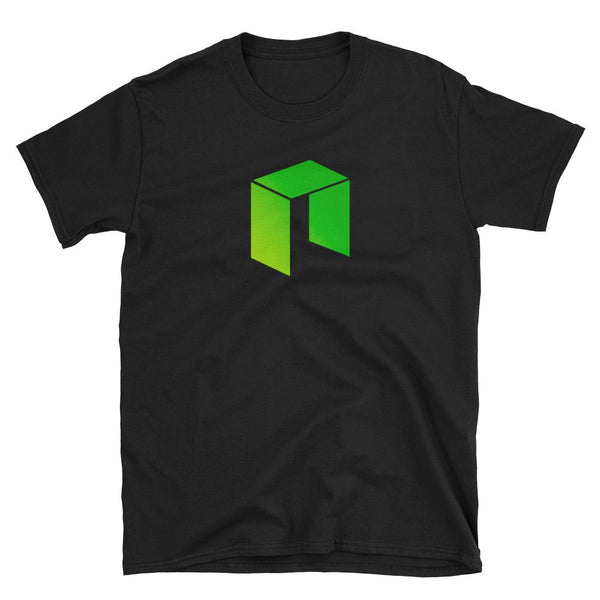 NEO Large Logo T-Shirt-Crypto Daddy