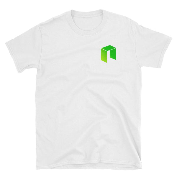 NEO Small Logo T-Shirt-Crypto Daddy