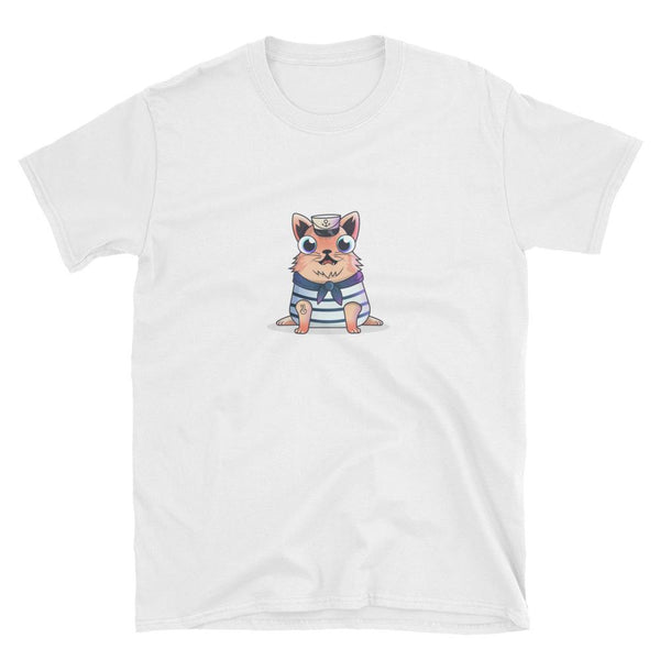 Sailor Cryptokitty T-Shirt-Crypto Daddy