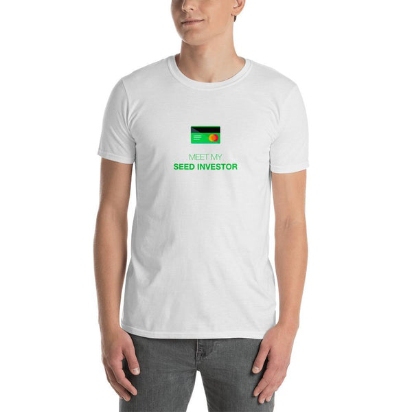 Seed Investor T-Shirt-Crypto Daddy