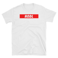 Simple Hodl T-Shirt-Crypto Daddy