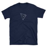 TRON Large Logo T-Shirt-Crypto Daddy