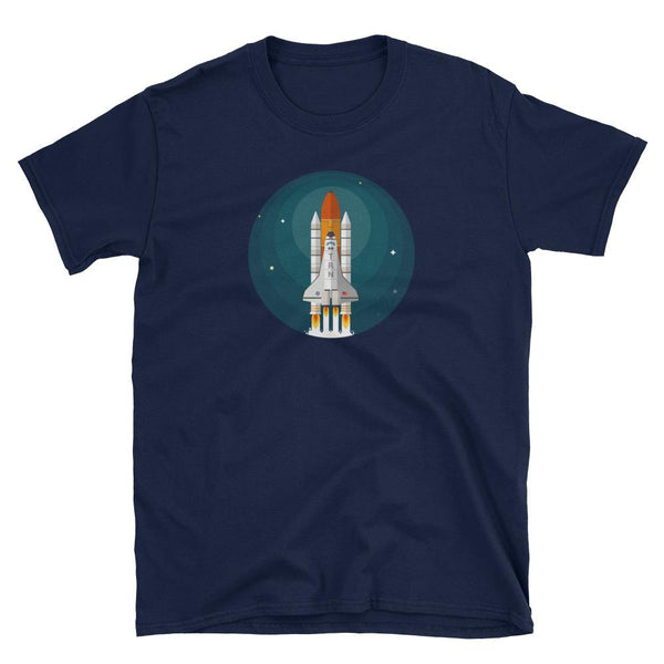Tron To the Moon T-Shirt-Crypto Daddy