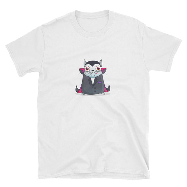 Vampire Cryptokitty T-Shirt-Crypto Daddy