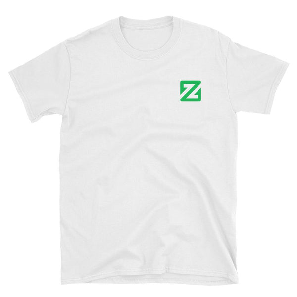 Zcoin Small Logo T-Shirt-Crypto Daddy