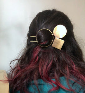 Shapes Hair Pin