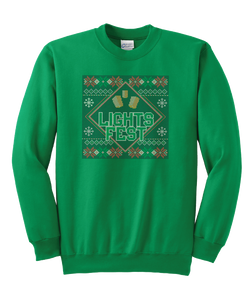 Lights Christmas Sweater