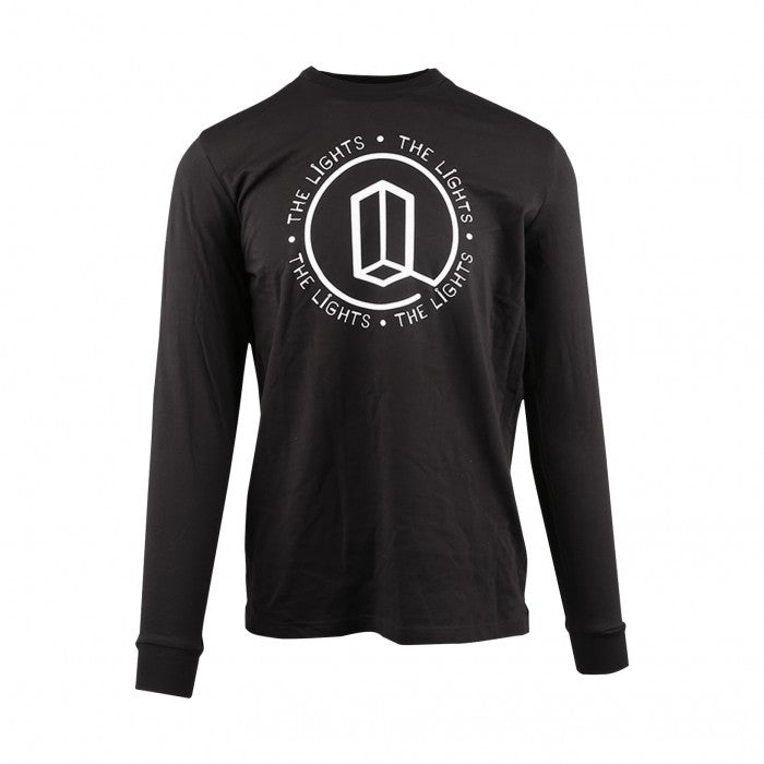 Unisex - Lights L/S Icon Tee - Black