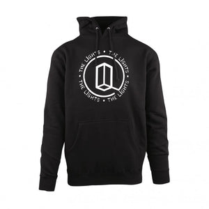 Unisex - The Lights Icon Pullover Hoodie - Black