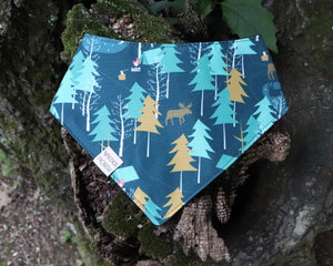 Winter Camping Bandana
