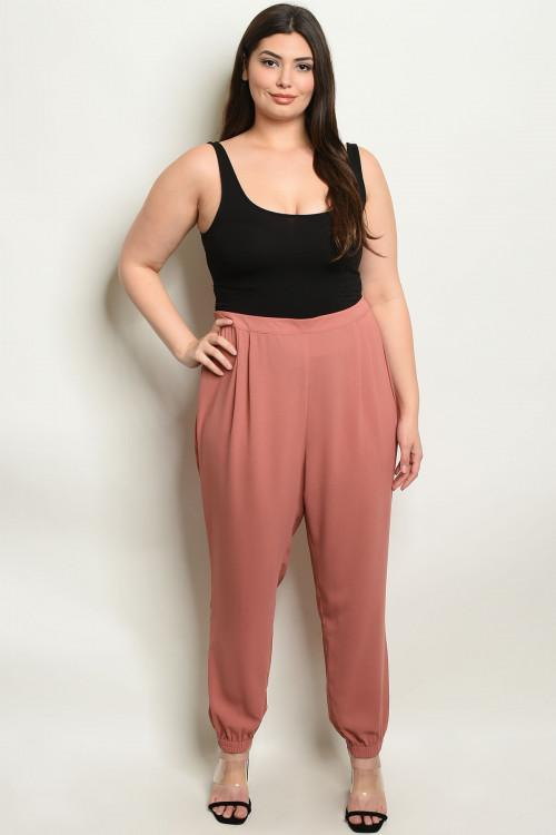 Classy Chic Pants: Mauve - Bella and Bloom Boutique