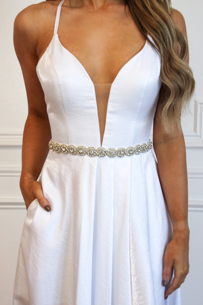 Bridal Belt Eight - Bella and Bloom Boutique