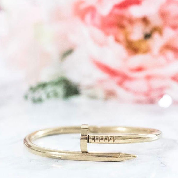 RESTOCK: Better Than Revenge Bangle: Gold