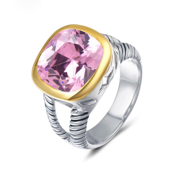 RESTOCK: Bella Ring: Light Pink - Bella and Bloom Boutique