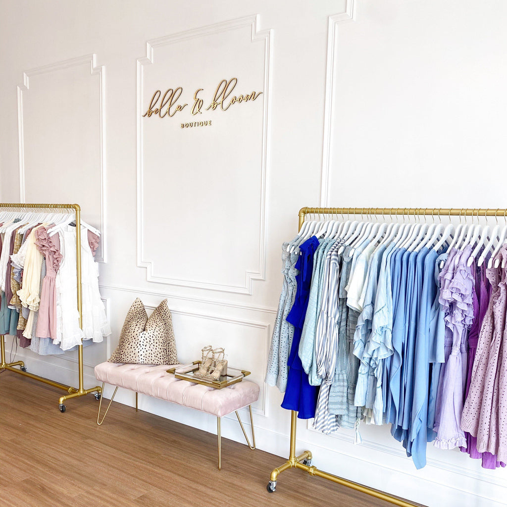 Showroom Shopping Appointment - Bella and Bloom Boutique
