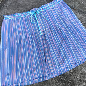 OLD NAVY Women's Plus Size 26 Striped Midi Skirt