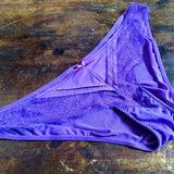 Parfait by Affinitas New Purple Underwear, Size 14