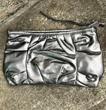 Metallic Makeup Bag