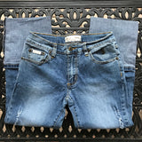 Baby Phat Authentic Women's Stretch Denim Capris, Size 7