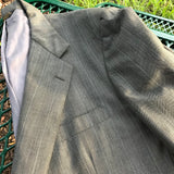 SOUTHWICK Men's Tailored in USA Blazer Jacket, Size 46 Tall