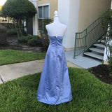 URBAN GIRL NITES Lavender Formal Bridal Prom Gown Dress, Size 5/6