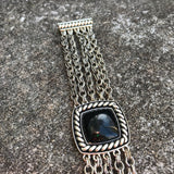 Magnetic Multi Chain Bracelet