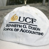 UCF Kenneth G. Dixon School Of Accounting Tan Baseball Cap Hat