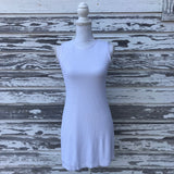 LIMITED TOO Women's Size 14 White Shift Dress