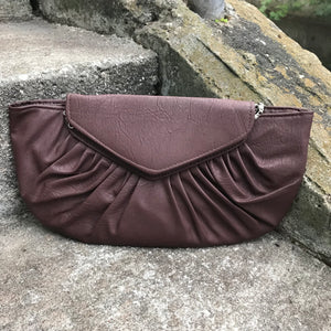 Bijoux Terner Brown Crossbody Evening Purse