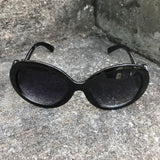 Retro Chic Baroque Vintage Style Sunglasses