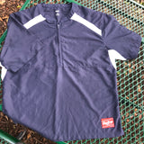 Rawlings Men's NavY Blue Shirt, Size Large