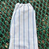 ALLESON ATHLETIC NEW Blue & Gray Stripe Baseball Pants, Size Adult Small