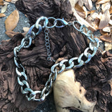 Heavy Chain Choker Necklace