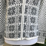 CHARTER CLUB Women's Petites Snowflake Knit Holiday Sweater, Size Small
