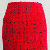 Worthington Wool Blend Trumpet Skirt, Size Medium