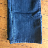 Buffalo Jeans Men's Dark Blue Boot Cut Jeans, Size 33