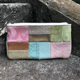 Coach Boho Style Wristlet Or Wallet