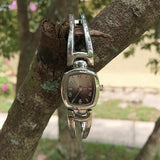 Ladies Stainless Steel Fashion Bracelet Watch