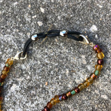 "Artisan Crafted Bead Sunglasses 35"" Chain"