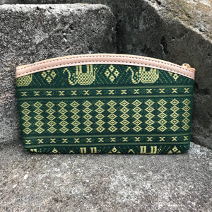 Boho Style Wallet Or Change Purse