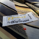 "Oleg Cassini (Made Expressly For Baron's) Men's 3.5"" Neck Tie"