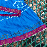 Indian Pakistani Girls 3 Piece Chaniy Lehenga Choli Dupatta Skirt Outfit, Size Child's 34