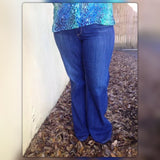Seven7 Luxe Plus Size Jeans, Size 2X / 18