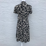 Motherhood Floral Print Maternity Dress, Size Medium