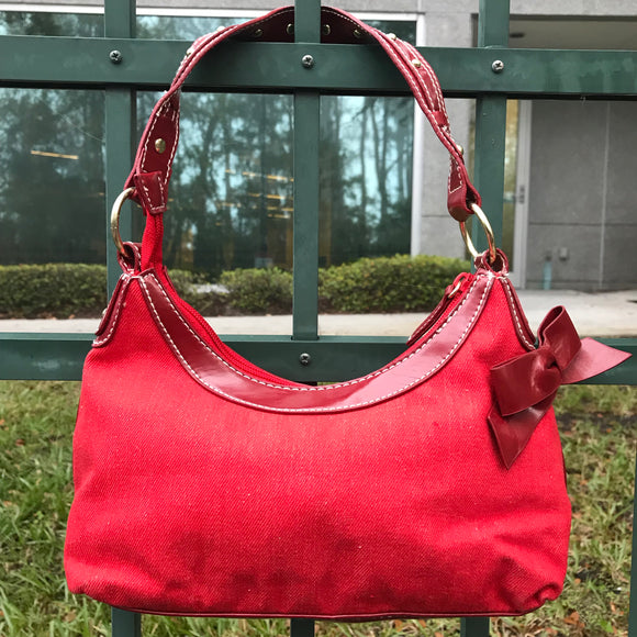 Red Fashion Purse